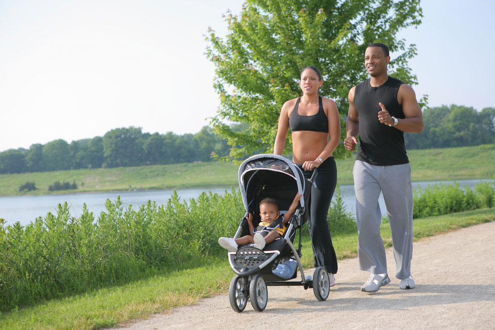 How to Find Time to Exercise while Raising a Family