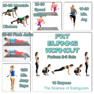 Best Exercises to Burn Fat and Lose Weight