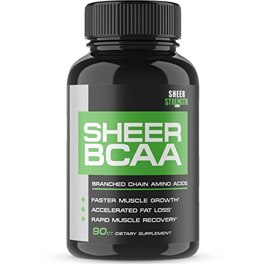 Sheer Bcaa Photo From