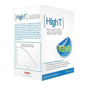 High T Testosterone Booster Review