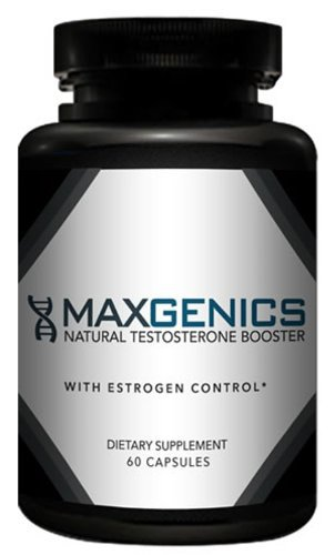 Maxgenics Natural Testosterone Booster