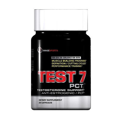 Test 7 PCT, Your High End Testosterone Enhancer
