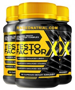 Testo Factor X: The Muscle Builder