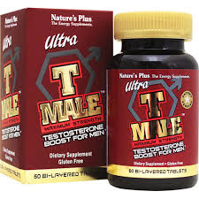Ultra T Male: Overall Male Health in a Bottle