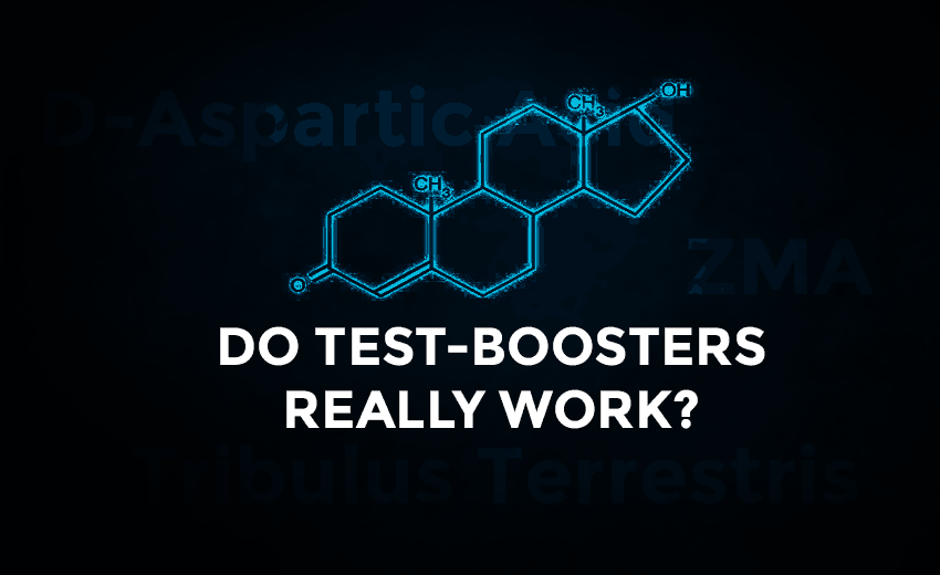 Does Over-the-Counter Testosterone Boosters Work?