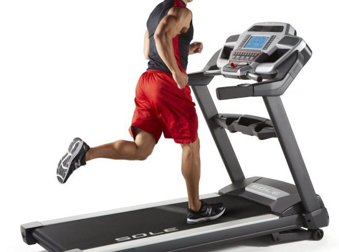 TT8 SOLE Light Commercial Treadmill