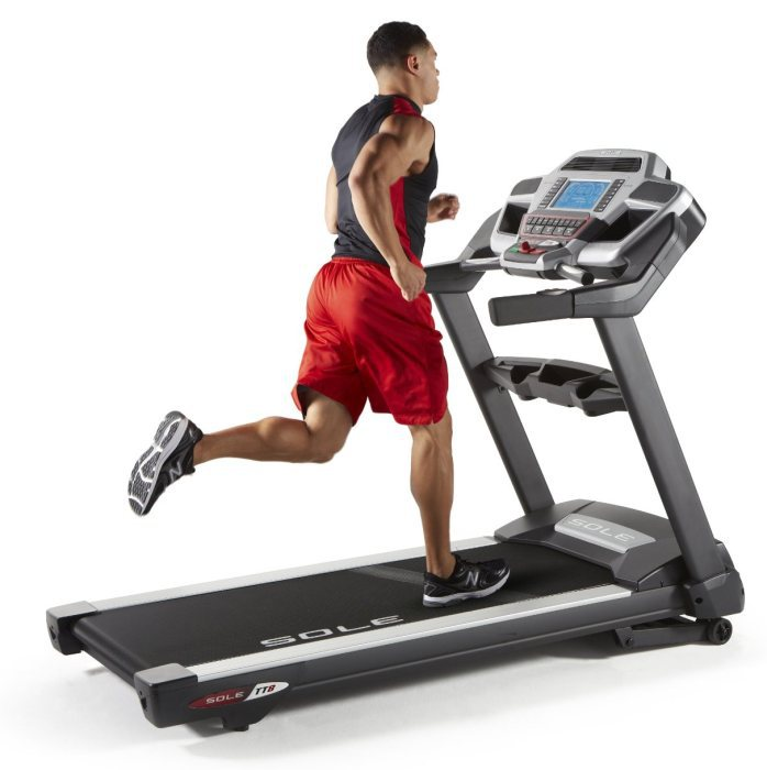 Commercial Treadmill Used: The Values Of A Treadmill And The SOLE TT8 Light