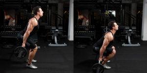 barbell-hack-squat