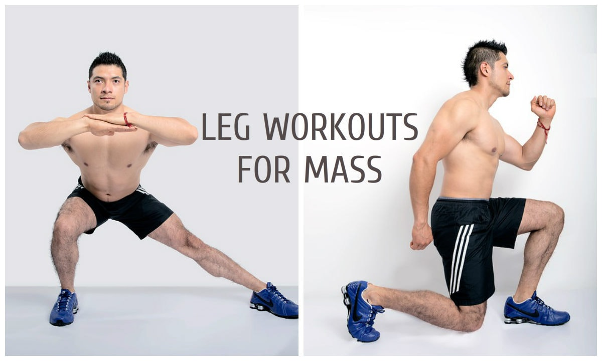 Beginners guide on leg workouts for mass.