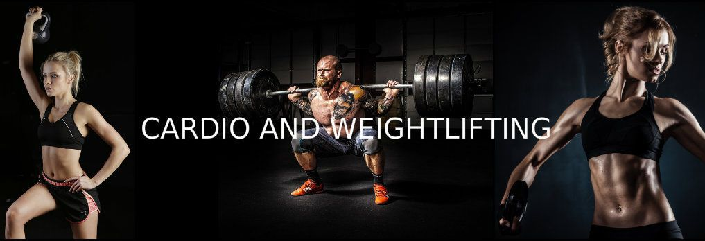 Combining Cardio exercises and weightlifting