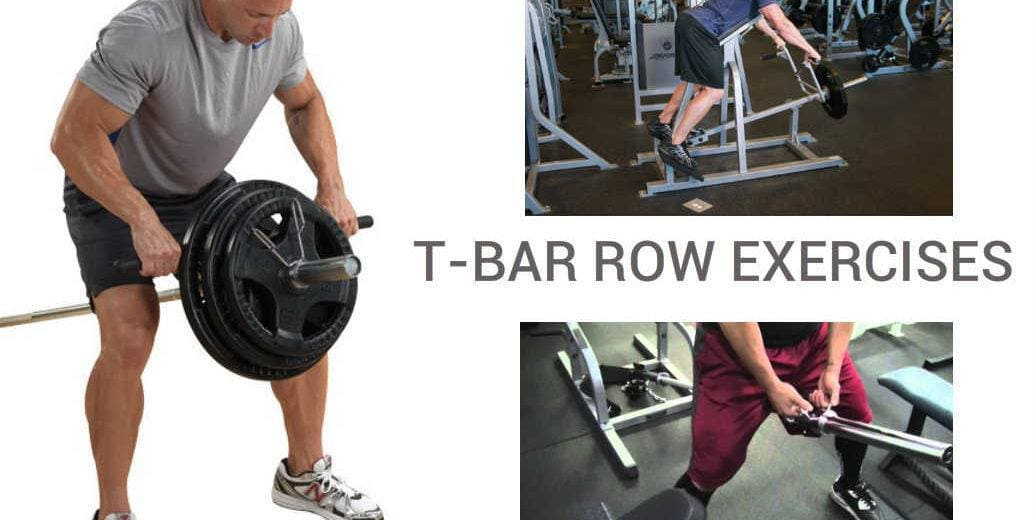 Understanding T-bar row benefits, set-up, and muscles used