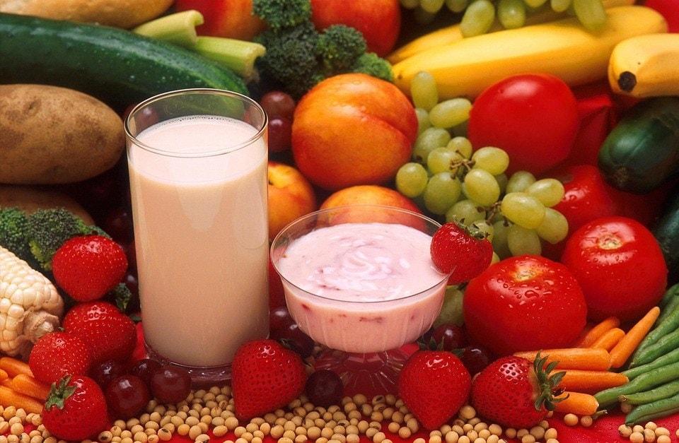Top Ten Foods that are rich in Probiotics.